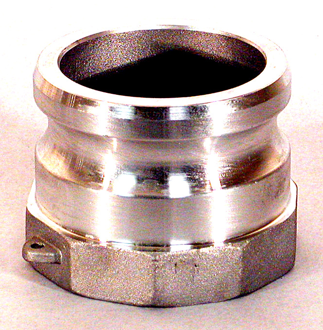 Aronson manufacturing cam groove fittings van nuys